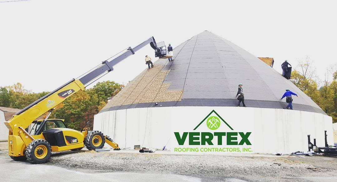 Vertex Roofing Contractors Company Summary