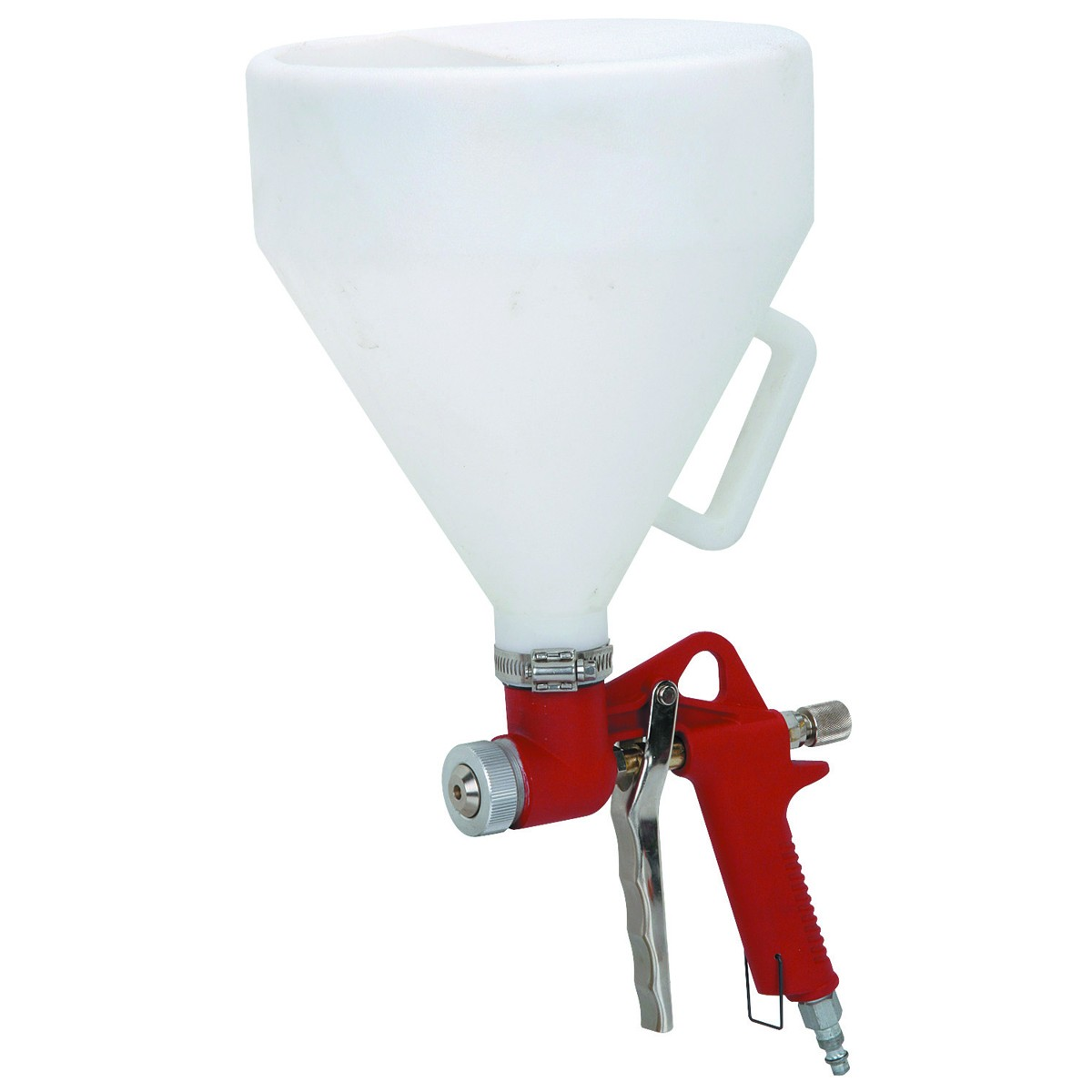 1-1/2 gallon Gravity Feed Texture Air Spray Gun